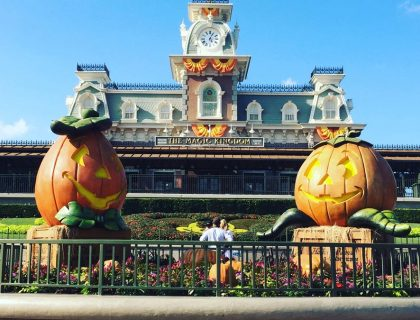 Disney World in September 4