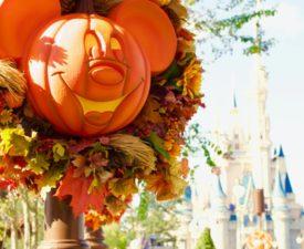 The Cutest Mickey Pumpkin Halloween Costume