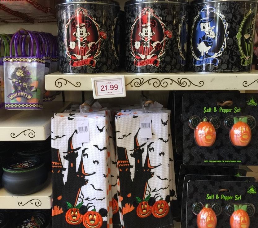 Disney Parks New 2017 Halloween Merchandise 5