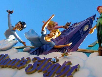 Peter Pans Flight