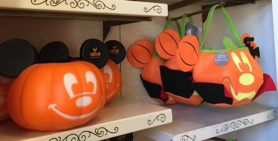Disney Parks New 2017 Halloween Merchandise 11