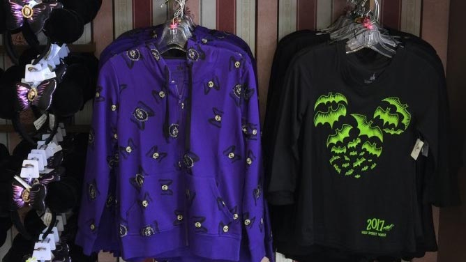 Disney Parks New 2017 Halloween Merchandise 8