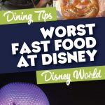worst quick service disney world