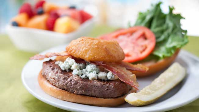 Best Burgers at Disney World 1
