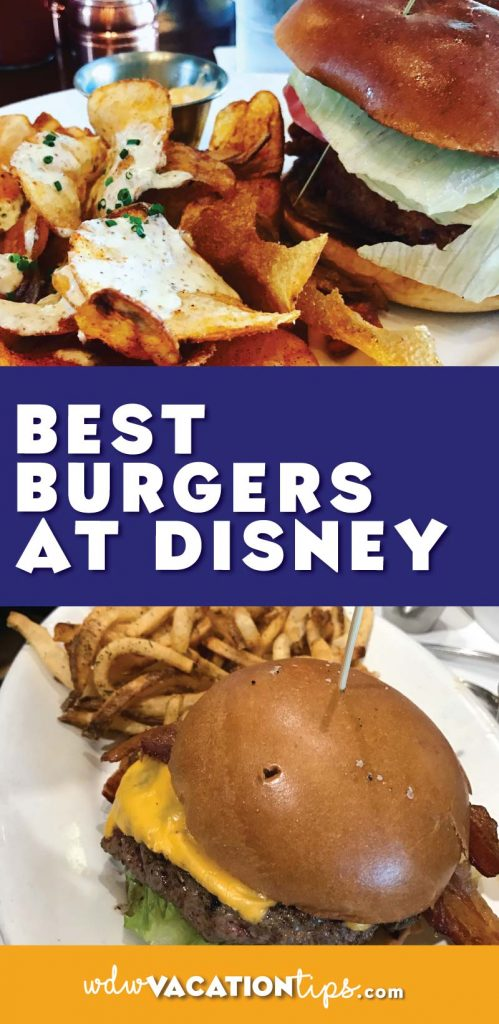 Sometimes, even when you are at Disney World, all you just want to eat is a good burger. Here is our ranking for the best burgers at Disney World.