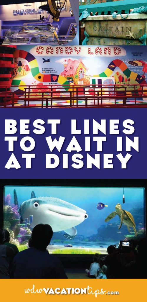Best lines at Disney World