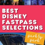 Take the MYSTERY out of what Fastpass selections to choose. Park by park we recommend which Fastpass to get at Disney World.