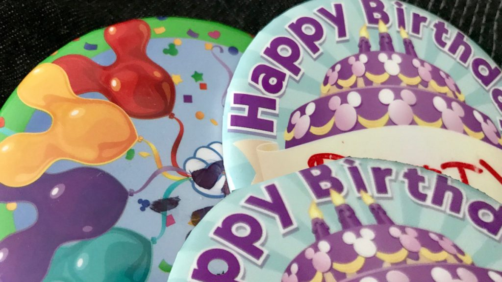 Tips for Celebrating your Birthday at Disney World WDW Vacation Tips