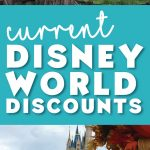 Current Disney World Specials and Discounts to help you save money on your next Disney vacation.