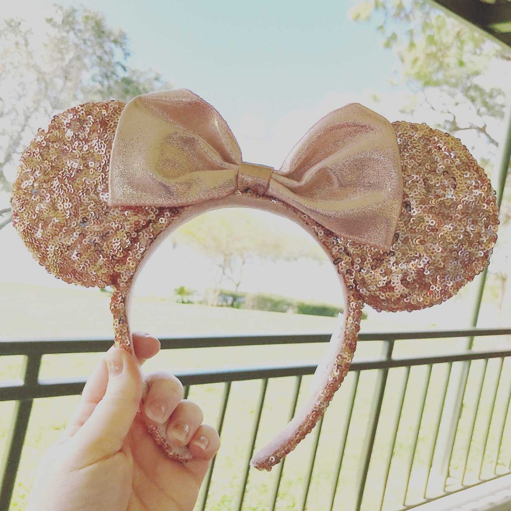 How to Get Your Rose Gold Fix at Disney World 1