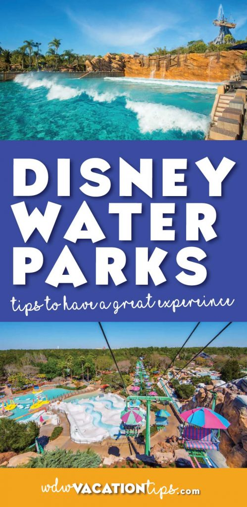 Disney Water parks I think get quickly over looked way too often. Typhoon Lagoon and Blizzard Beach are great stops to make on your Disney World vacation.