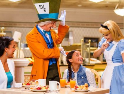 Best Character Dining at Disney World 5