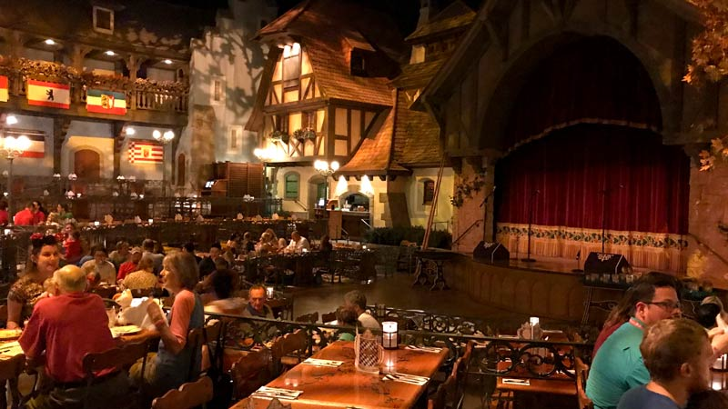 Best Places to Eat at Epcot 1