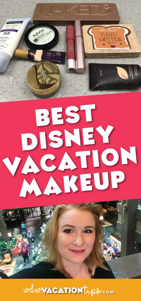 Why are we talking about makeup on a Disney planning website? Well if you think about it during your Disney vacation odds are you are going to take loads of pictures to remember the occasion. So it's only natural that you would want to throw on the best makeup for Disney World!