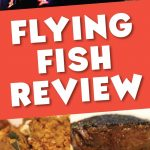 A complete food review and dining experience of the Flying Fish restaurant located on the Boardwalk at Walt Disney World, Orlando Florida.