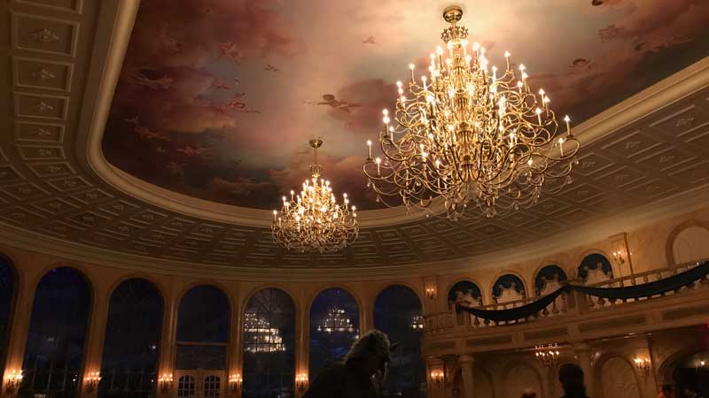 Be Our Guest Dining Review 1