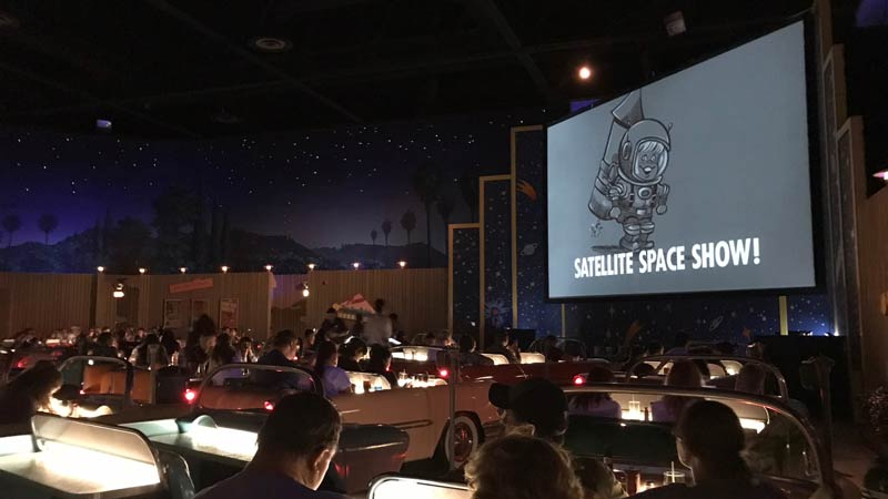 Inside SciFi Dine In