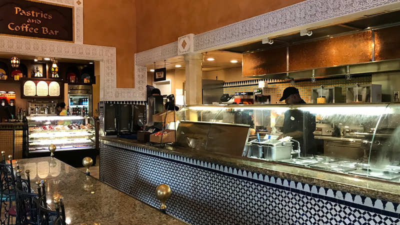 Tangierine Cafe Dining Review 1
