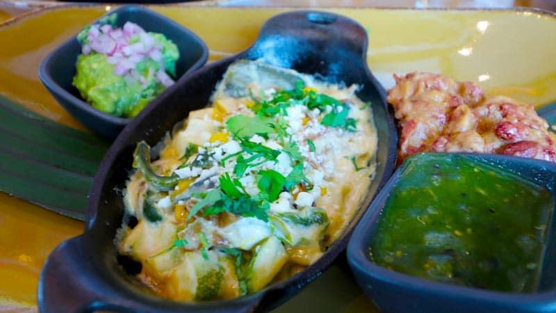 Frontera Veggie Tacos