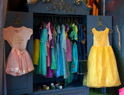 Disney World Splurges for Kids 8