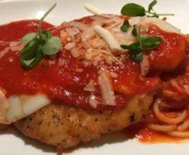 Trattoria al Forno Dining Review