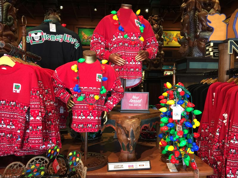 disney world christmas merchandise - When Does Disney World Decorate For Christmas 2017