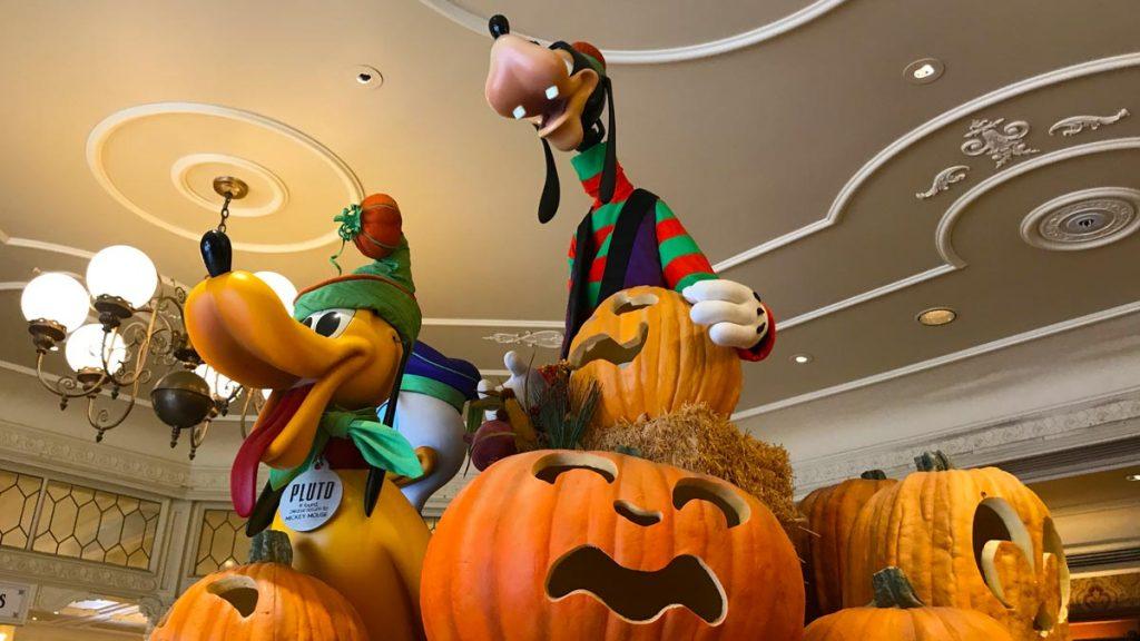 Thanksgiving at Disney World