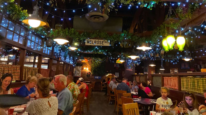 Mama Melrose Dining Review 19