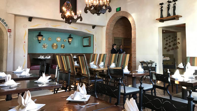 La Hacienda de San Angel Dining Review 1