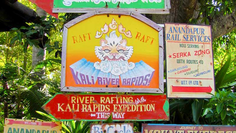 Kali River Rapids Animal KIngdom Walt Disney World