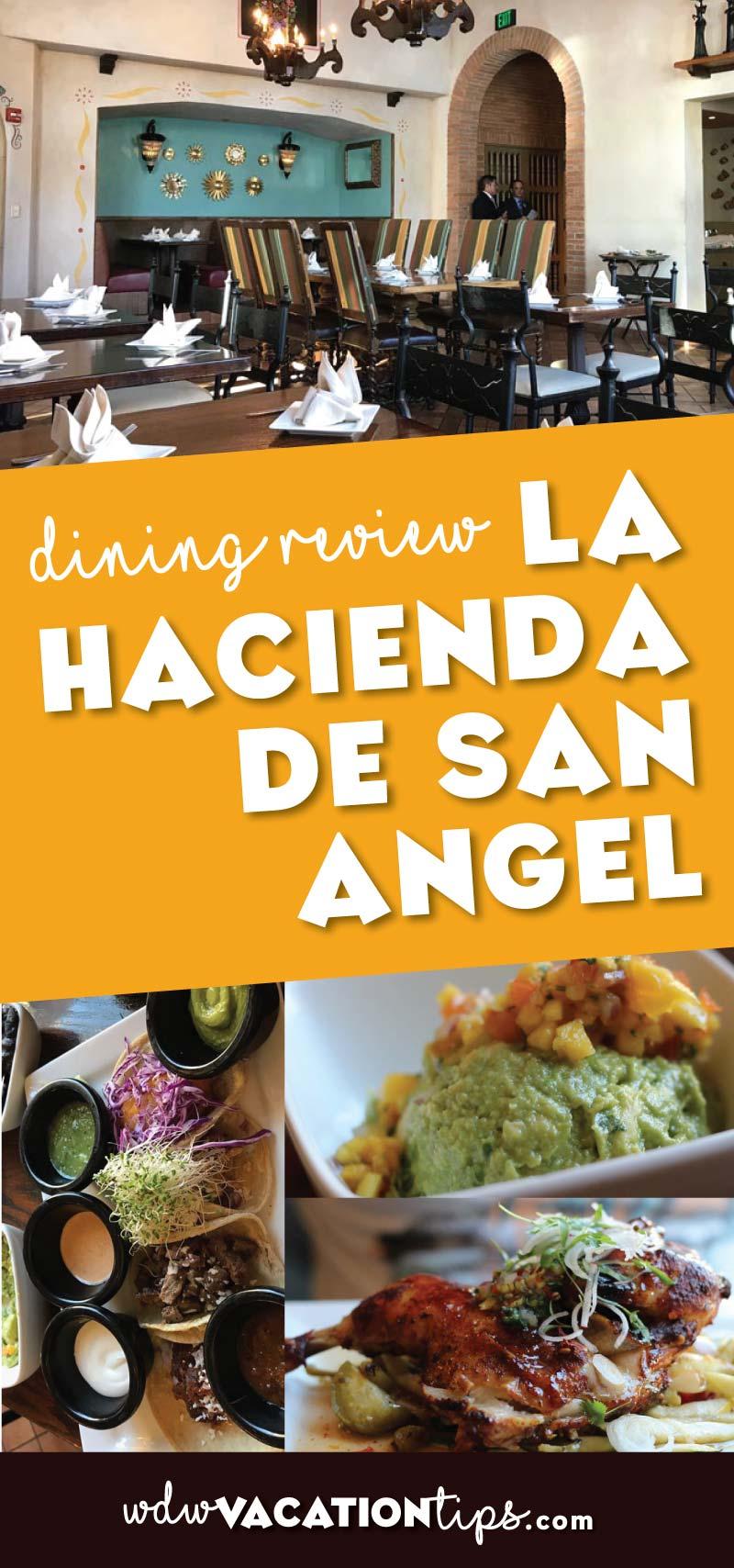The Mexican restaurant, La Hacienda de San Angel, sits on the water at the Mexico Pavillion inside Epcot, Walt Disney World.