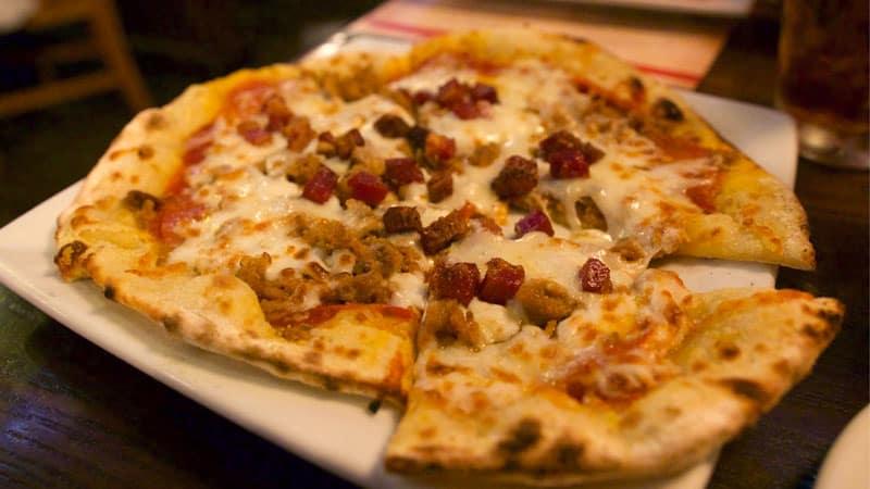 Carne d'Italia Flatbread