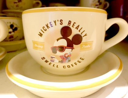 Hipster Mickey Coffee Cup