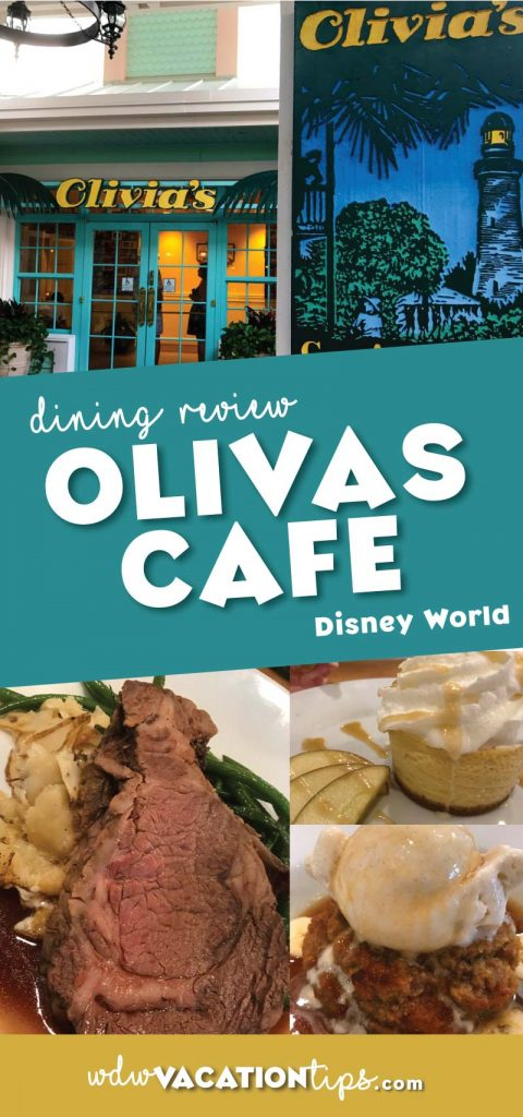 Olivia's Cafe is the perfect stop for some good home cooking.A great place to unwind after a long day in the parks at Walt Disney World.