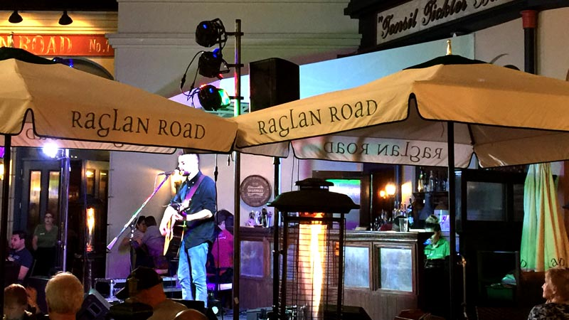 Raglan Road Dining Review 2