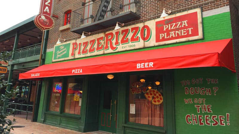 PizzeRizzo Dining Review 1