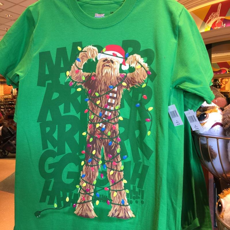 2017 Disney World Christmas Merchandise 8
