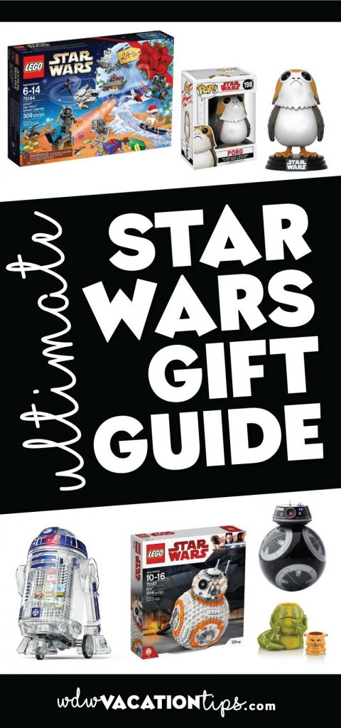 Here are some of the hottest Star Wars gifts out on the market this year, all approved by a Star Wars fan.