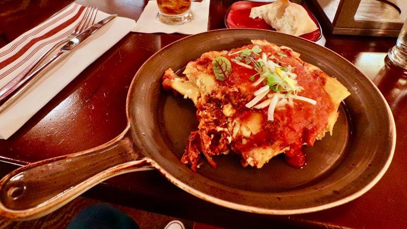 Trattoria al Forno Dining Review 2