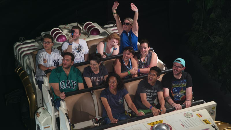 Attractions with On Ride Photos at Disney World 1