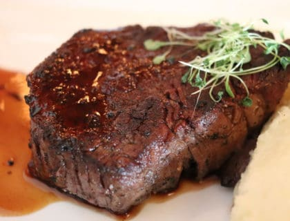 Black Angus Filet Mignon