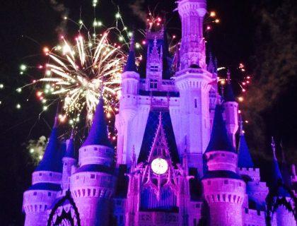 Cinderella's Castle Magic Kingdom Walt Disney World