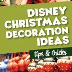 Disney Christmas Decoration Ideas