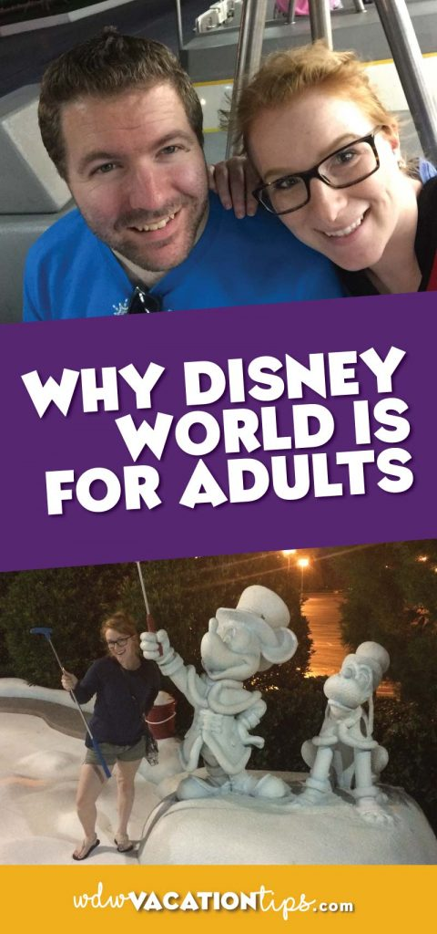 Why Disney World is for adults