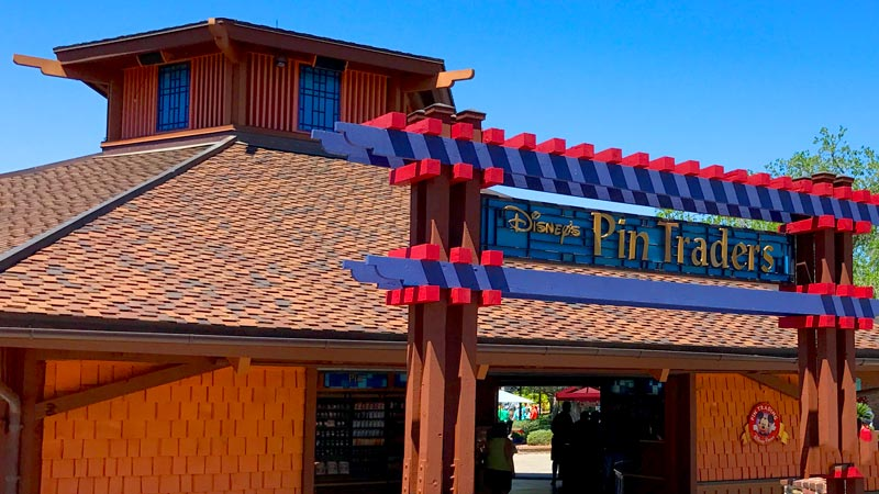 Disney Pin Traders, Disney Springs