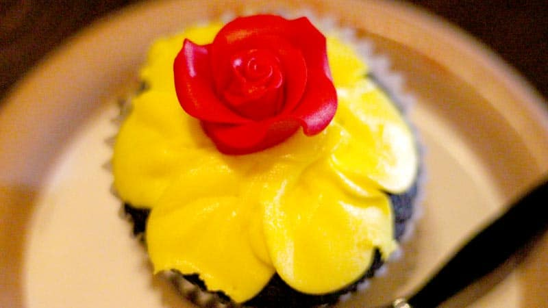 Belle Specialty Cupcake