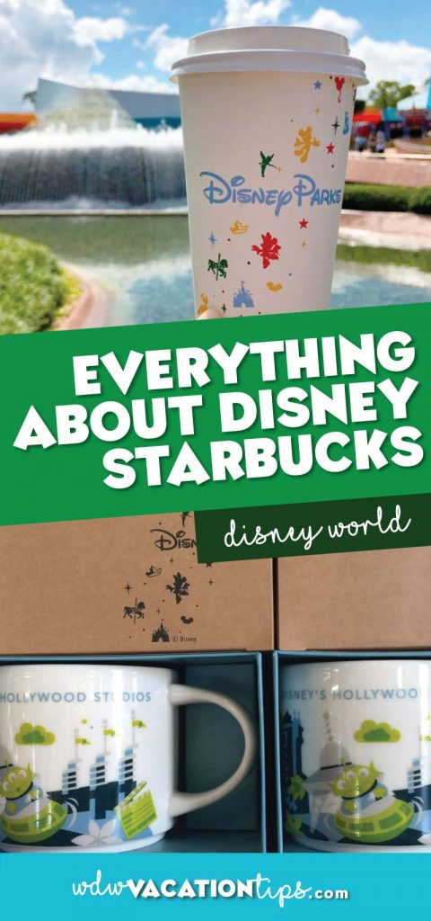 Everything you need to know about Starbucks at Disney World