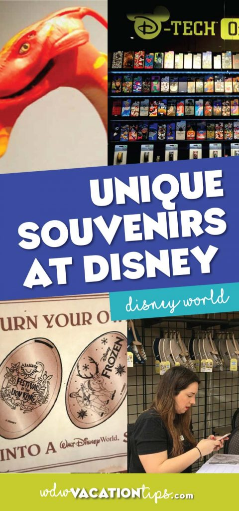 nique souvenirs you will find at Disney World