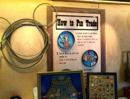 Best Pin Trading Spots at Disney World 2