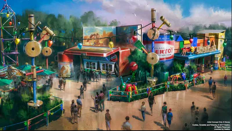 A Guide to Disney World's Toy Story Land 1